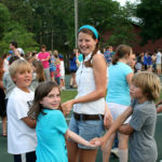 Summer Camp Square Dance