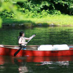 Canoe Camp fun for kids