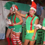 Christmas Elves at Rockbrook