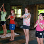Camp Yoga Class for Girls