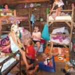 girls camp cabin life craziness