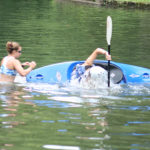 Girls Camp Kayaking Clinic