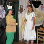 Girls Camp Walt Disney costume banquet