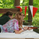 Camps rifle shooting class