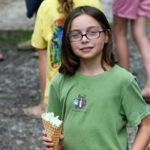 summer camp ice cream treat