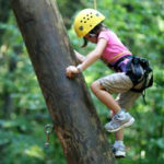 Climbing girls camps