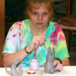 pottery sculpting summer camps