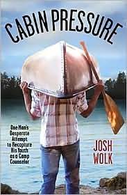 Camp Cabin Pressure Book Cover