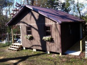girls camp equestrian facilities