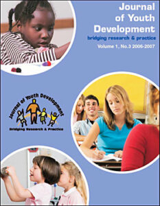 Journal for Youth Development