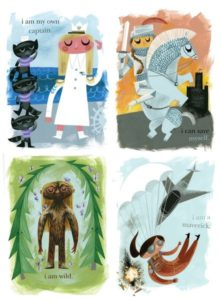 Amanda Vissell's Posters for Girls