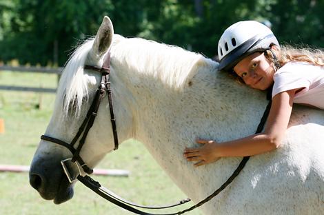 Equestrian Kids Camp Riding