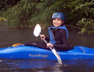 Kayaking Camps for Girls