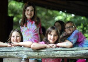 Summer Camp Girls Success