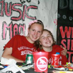 camp banquet and party