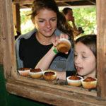 Camp muffin break