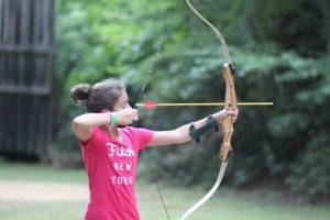 Rockbrook Archery Class