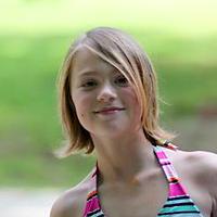 Summer Camp Girl