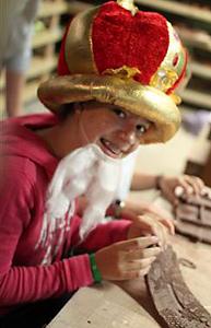 harry potter costume pottery camper