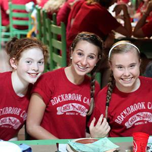 Camp Banquet Girls