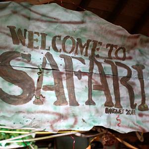 Safari Camp Banquet
