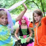 Space Carnival kids