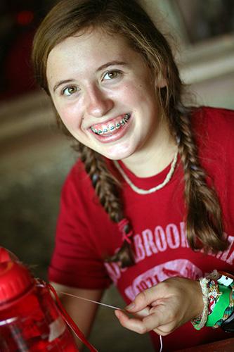 Girls Camp for Teens Thrive on Sensation