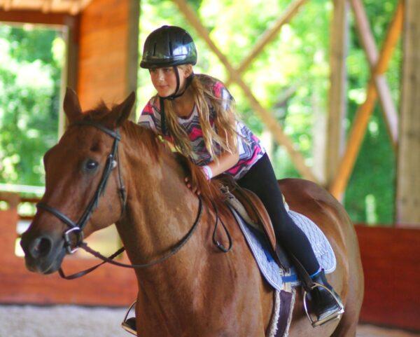 horseback riding as tax deductible expense?