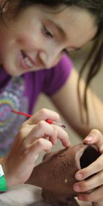 Girls Arts and Crafts Camper