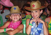 Girls Summer Campers