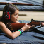 Rifle Summer Camp Girl