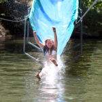Summer Camper Water Slide