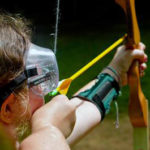 Girls Camps Archery program
