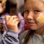 Camp Carnival Face Painting