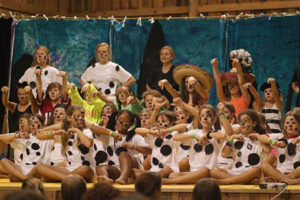 Camp Kids Play 101 Dalmations