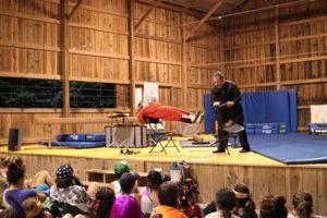 Magic Show by Bill Grimsley