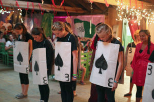 Banquet Dance of the Cards