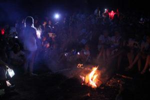 Camp Spirit Fire Speaker