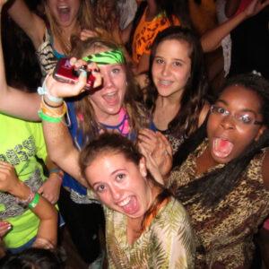 Teen Camper Dance moves