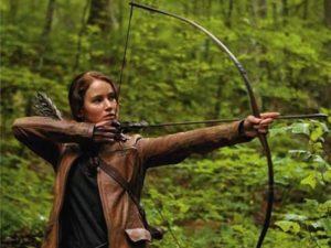 Katniss Everdeen, The Hunger Games