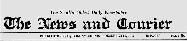 Charleston Paper 1942