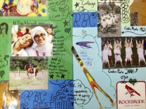 Rockbrook Collage