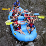 Summer Camp Rafting