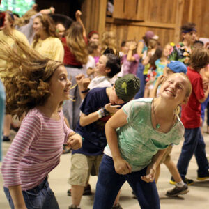 Camper Dance Moves