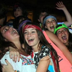 Girls Camp Dance