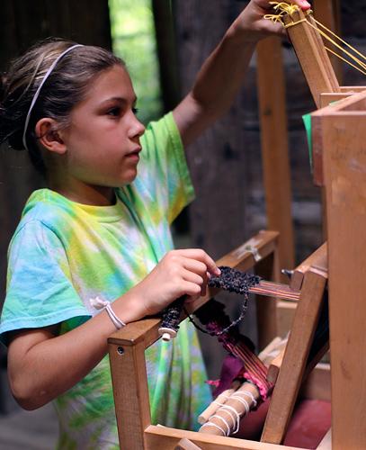 Camp Kid Weaver