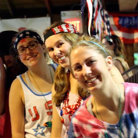 Rockbrook Camp Counselors