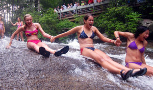 Sliding Girls