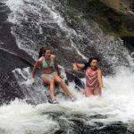 Sliding Rock Cold Water Plunge