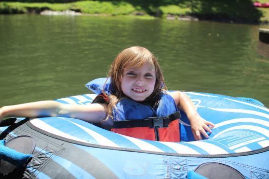 Chillin' in the Lake